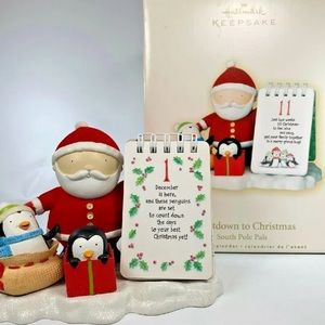 Hallmark countdown to Christmas
